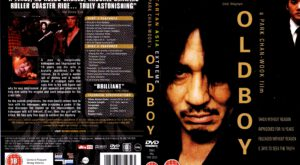 Oldboy dvd cover
