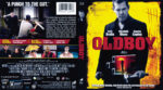 Oldboy (2013) R1 Blu-Ray DVD Cover