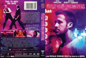 Only God Forgives dvd cover