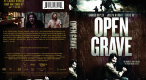 open grave dvd cover