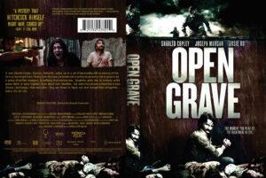 open grave dvd cover