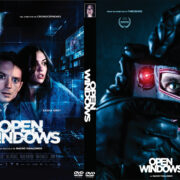 Open Windows (2014) Custom DVD Cover