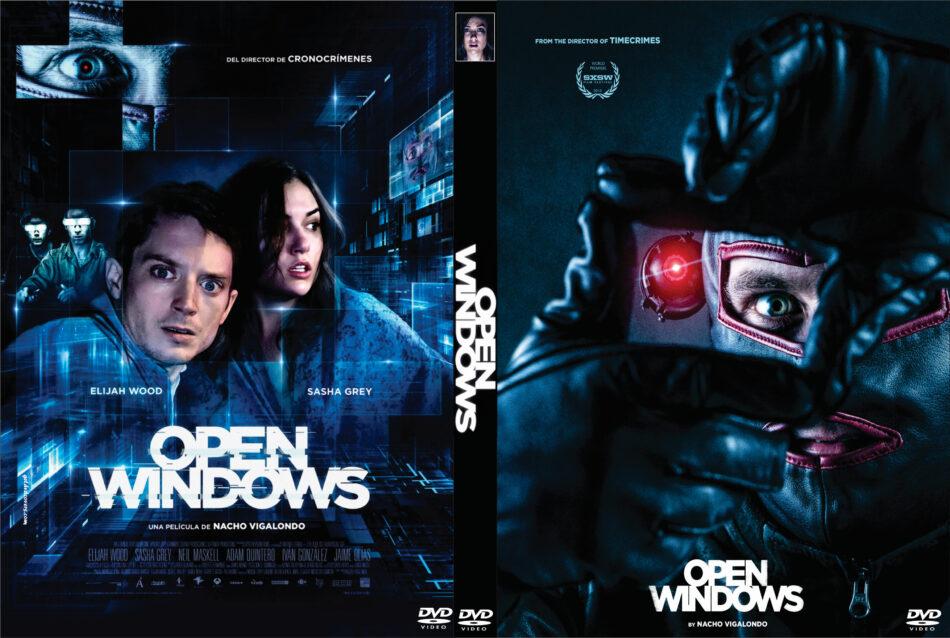 Open Windows dvd cover