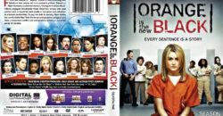 Orange Is the New Black season 1 dvd cover