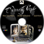 Ordinary People (1980) R1 Custom DVD Label