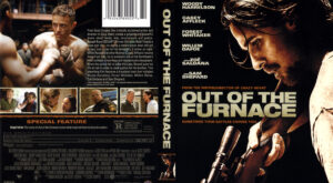 Out of the Furnace front dvd cover