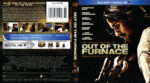 Out of the Furnace (2014) R1 Blu-Ray DVD Cover