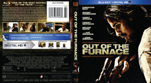 Out of the furnace blu-ray dvd cover