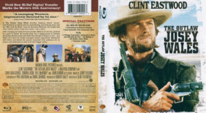 The Outlaw Josey Wales Blu-Ray DVD Cover