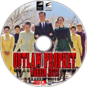 Outlaw Prophet: Warren Jeffs dvd label
