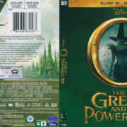 Oz The Great and Powerful 3D (2013) Blu-Ray