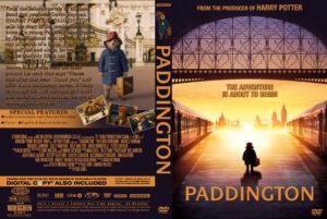 Paddington dvd cover