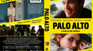 Palo Alto dvd cover