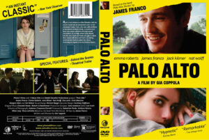 Palo Alto dvd cover