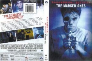 Paranormal Activity The Marked Ones dvd cover