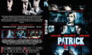 Patrick (2013) R1 Custom DVD Cover