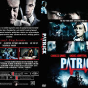Patrick (2013) R1 Custom DVD Cover