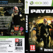 Payday 2 (2013) PAL Xbox 360