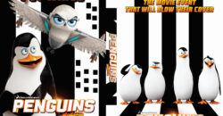 Penguins of Madagascar dvd cover