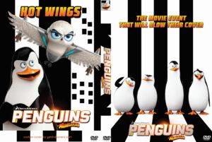 Penguins of Madagascar dvd cover
