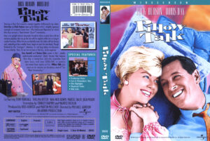 Pillow Talk dvd cover
