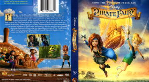 The Pirate Fairy dvd cover