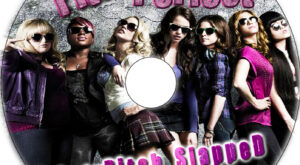 Pitch Perfect dvd label
