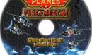 Planes: Fire & Rescue (2014) R1 Custom Label