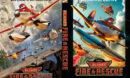 Planes: Fire & Rescue (2014) Custom DVD Cover