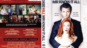 Please Kill Mr. Know It All dvd cove