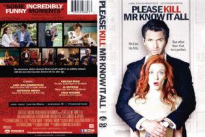 Please Kill Mr. Know It All dvd cove