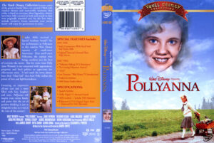 Pollyanna dvd cover