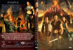 Pompeii (2014) R2 CUSTOM DVD Cover
