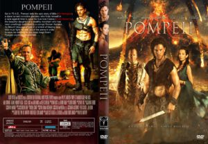 Pompeii dvd cover