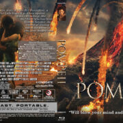 Pompeii (2014) R0 Custom Blu-Ray