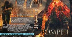 Pompeii Custom DVD Cover
