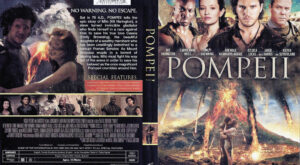 Pompeii dvd cover