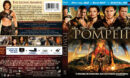 Pompeii (2014) R1 Blu-Ray DVD Cover