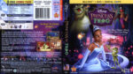 The Princess and the Frog (2009) Blu-Ray