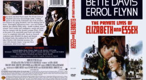 The Private Lives of Elizabeth and Essex dvd cover