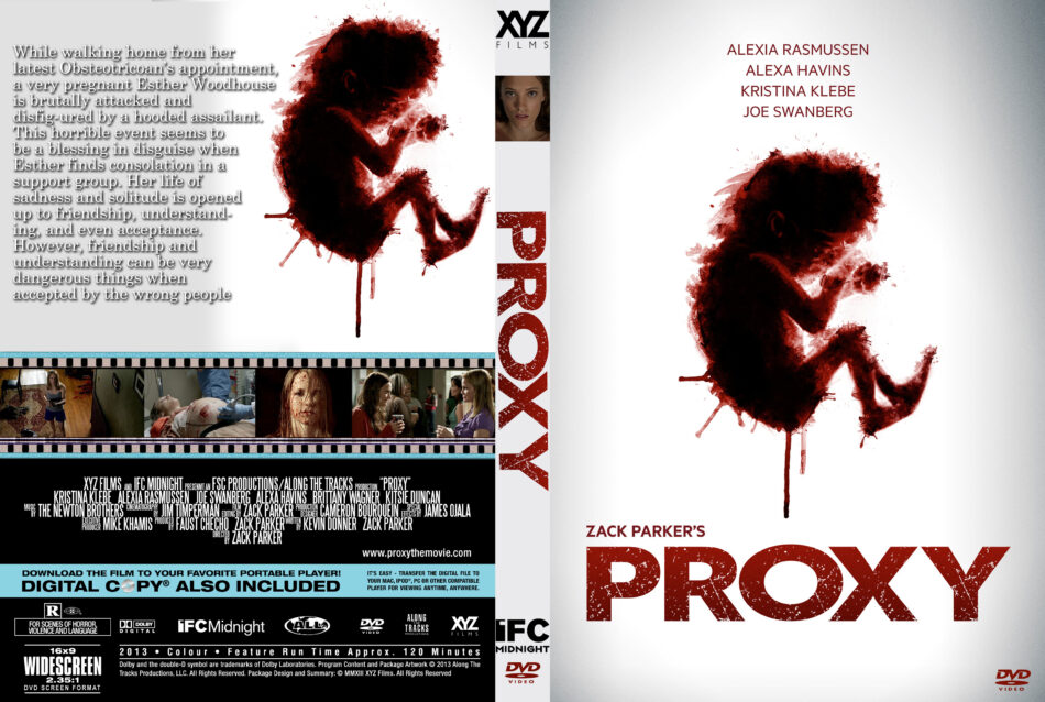 Proxy dvd cover