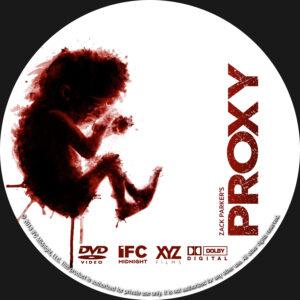 proxy dvd label