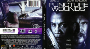 Puncture Wounds dvd cover