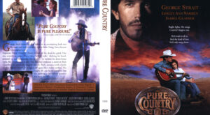 Pure Country dvd cover