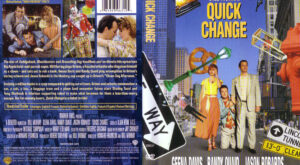 Quick Change dvd cover