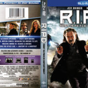 R.I.P.D. (2013) R1 Blu-Ray DVD Cover