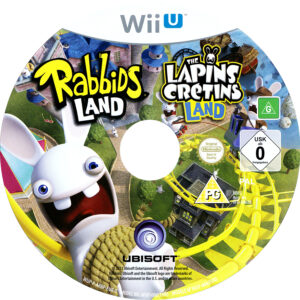 Rabbid's Land disc