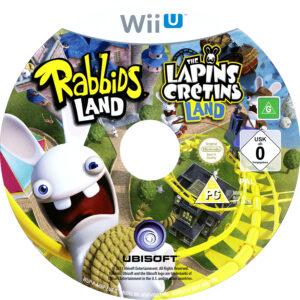 Rabbid's Land disc