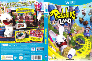 Rabbid's Land front