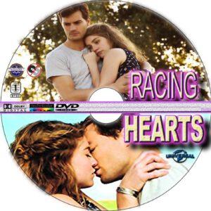 racing hearts dvd label